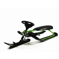 Curve FSR Snow Sled in Green
