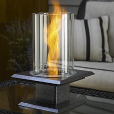 Allure Sedona Tabletop Gel Fuel Fireplace