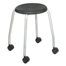 Stackable Stool with Casters