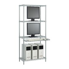 "30"" Wide Wire LAN Management System"