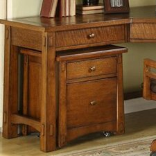Craftsman Home Mobile File Cabinet