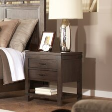 Promenade 2 Drawer Nightstand