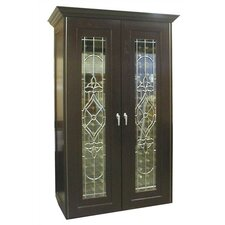 700 Bonaparte Oak Wine Cooler Cabinet