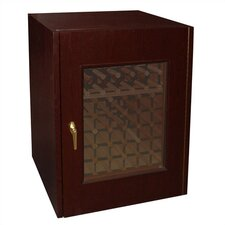100 Economy Wine Cooler Cabinet with Glass Door