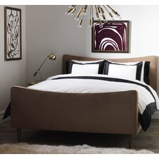 Modern Border Ink Duvet Set
