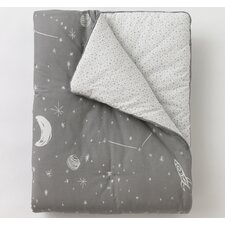 Galaxy Dove Play Blanket