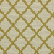 Casablanca Geo Fabric - Citrine
