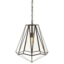 Edmond 1 Light Foyer Pendant