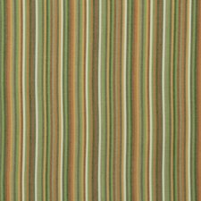 Striped Affair Fabric - Tangerine
