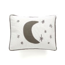 Galaxy Dove Boudoir Pillow