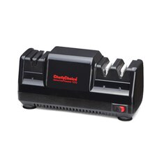 Diamond Hone Deluxe M100 Knife Sharpener in Black