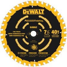 "7.13"" 40 TPI Precision Framing Saw Blade"