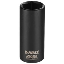 "0.38"" Drive 6-Point 0.38"" Deep Socket"