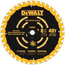 "8.25"" 40 Tooth Saw Blade"
