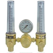 DFM Dual Flowmeter Regulators - dfm150-580 dual flowregulator