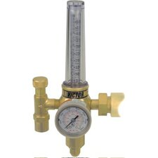 HRF 2400 Single Stage Regulator/Flowmeters - hrf2425-580regulator/flowmeter