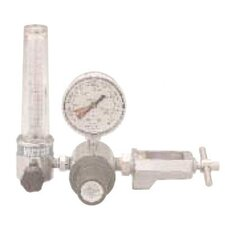 VMF-15LY 1-15 LPM CGA 870 Medical Oxygen Flowmeter Regulator