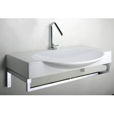 Swing 85 Above Counter/ Wall Mount Bathroom Sink