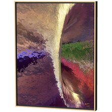 Quantum Waveform Limited Edition Framed Canvas - Scott J. Menaul