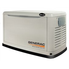 10 Kw Air-Cooled Single Phase 120/140 V Standby Generator