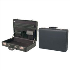 "Lock It Up - 4"" Attaché in Black"