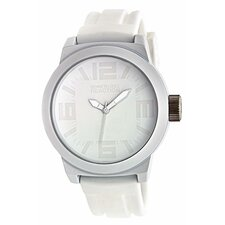 Men's Straps Watch in White