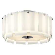 Velo 4 Light Flush Mount