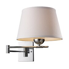 Lanza Swing Arm Wall Sconce