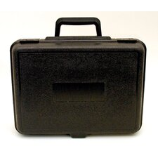 Blow Molded Case in Black: 10 x 13.5 x 4.38