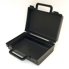 Slick Case in Black: 9.38 x 10.63 x 4