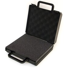 Slick Case in Black: 9.5 x 10.5 x 3