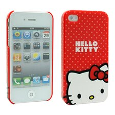 Licensed Snap-On Cover for Apple iPhone 4 / 4S