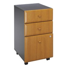 Series A: 3-Drawer File