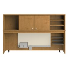 "Envoy 36.14"" H x  58"" W Desk Hutch"