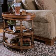 Seven Seas Oval End Table