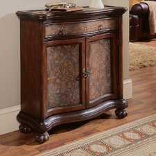 Seven Seas Copper Panel 1 Drawer Hall Chest