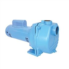 3/2 HP Lawn Sprinkler Pump