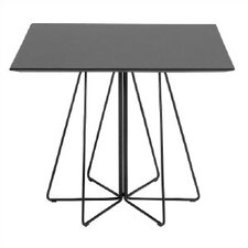 PaperClip Small Square Café Table