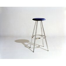 Twist Stool with Seat Cushion