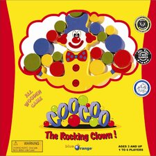 CooCoo the Rocking Clown