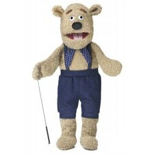 "28"" Silly Bear Full Body Puppet"