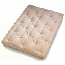 "Bayside 6"" Cotton and Foam Futon Mattress"