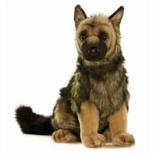 German Shepherd Puppy Stuffed Animal