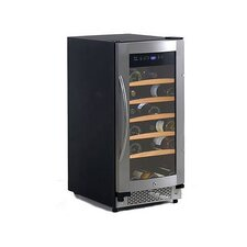 30 Bottles Built-In Wine Chiller