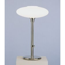 Ovo  Table Lamp in Polished Nickel