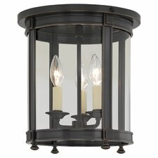 Blake 3 Light Flush Mount