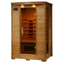 2-Person Ceramic Infrared Sauna