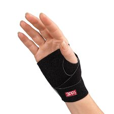 ThumSling NP CMC Joint Support Brace in Black