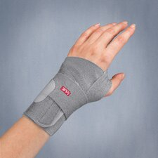 ThumSling Long CMC Joint Support Brace in Gray