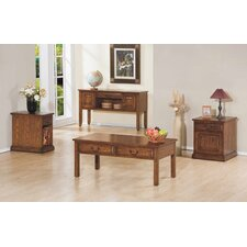 Zahara Coffee Table Set